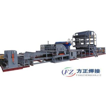 Cyclonic Wire Mesh Machine