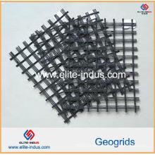 Road Construction Fiberglass Mesh Grid