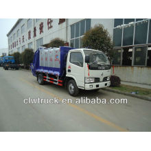 DongFeng FRK Refuse Compactor Truck-4000L
