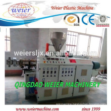 WPC door WPC profile extrusion line