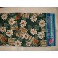 Tejido de impresión 100% poliéster para ropa de cama y para otros textiles para el hogar
