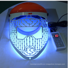 La venta del precio de fábrica llevó la máscara facial del rejuvenecimiento de la piel de la máscara del LED