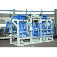 Brick press machine
