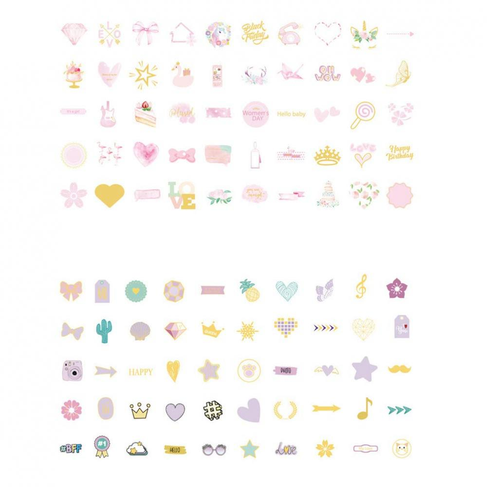 Cute Stationery Sticker Set 1