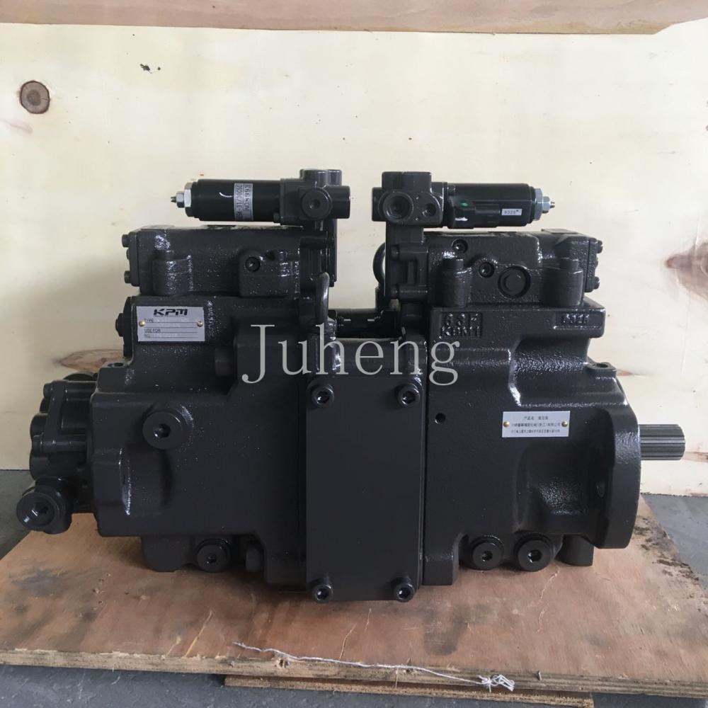 Sk135sr Hydraulic Pump 8
