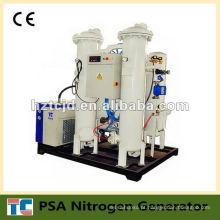 Aplicação de Gerador de Gás de Nitrogênio