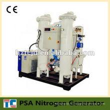 Применение генератора азота азота