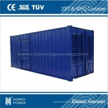 ISO 20 'или 40' Генератор контейнеров типа генератор (HGM)