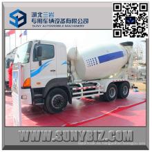Camión mezclador de concreto 10 M3 Hino 700
