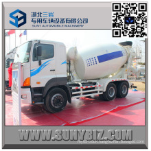 10 M3 Hino 700 Concrete Mixer Truck