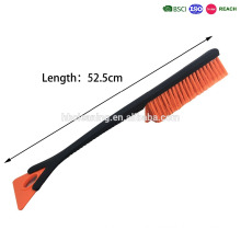 snow brush with 52cm long handle durable brush bristle