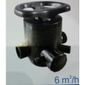 manuelle Wasserenthärter Ventil für Wasseraufbereitungsanlagen