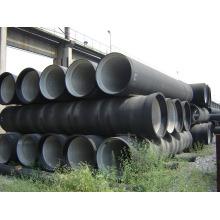 """ISO2531 K9 10 """"DN250 tubo de ferro dúctil"""
