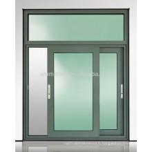 Fenêtres coulissantes en aluminium