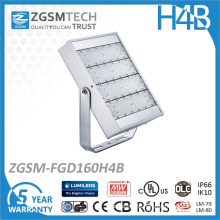 High Lumen 160W LED Outdoor Flood Light with Meanwell Driver