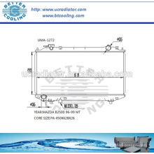 Radiador auto para MAZDA B2500 96-99 MT OEM: G503-15-200A / WL21-15-200B