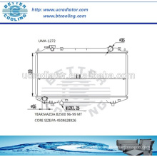Auto Radiator For MAZDA B2500 96-99 MT OEM:G503-15-200A/WL21-15-200B