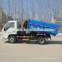 Camión de basura desmontable del cargo de 4 cbm / camión de basura de 5CBM / camión de basura de Dongfeng / compresor de basura de Dongfeng / camión de basura pequeño