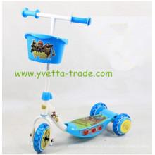 Scooter de pé com boa qualidade para o bebê (YVC-010)