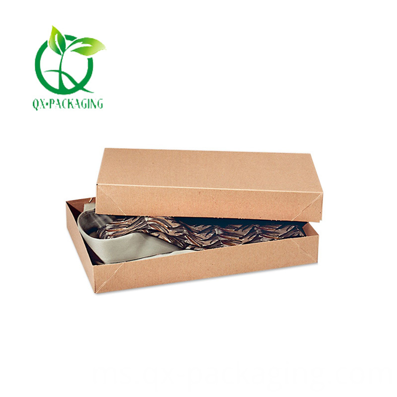 Kraft gift boxes with lids