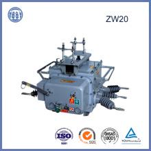 Disjuntor exterior Zw20