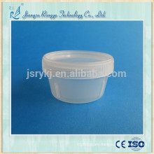 Disposable medical 30ml sputum cup