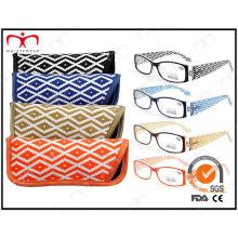 Gafas de lectura del diseño de la manera de la bolsa del fósforo (MRP21672)