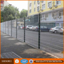 Cheap 3D Welded Security Wire Mesh Fence