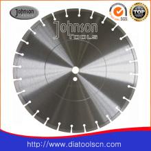 Cuchilla de diamante de 400 mm para hormigón armado