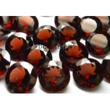 La piedra preciosa granate para la joyería conjunto (GA001)