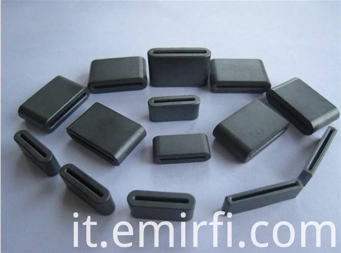 Soft Ferrite Core Cord Ring Flat Type Cable