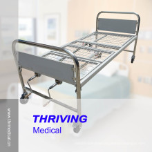 Manual Two Cranks Hospital Bed (THR-MB240)