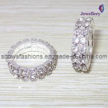 Bague à bijoux en argent plaqué argent (XRG12000)