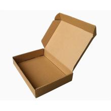 Caja de empaquetado profesional de cartón corrugado