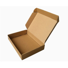 Boîte faite sur commande professionnelle d'emballage de carton ondulé