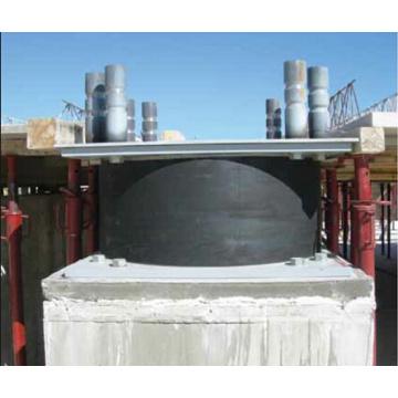 Gebäude seismische Isolatoren mit europäischen Standard und niedrigsten Preis (Made in China)