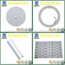 conception personnalisée conduit pcb blanc led pcb led led pcb
