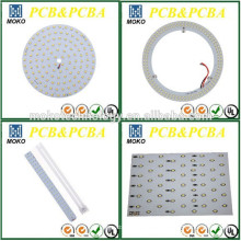 customized led pcb round boards