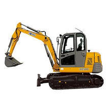 XCMG Minitype Crawler Excavator Xe50c