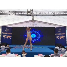Good Quality for Stage Background Led Display Outdoor Stage LED Display Front Service export to Netherlands Factories