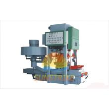 Máquina para fabricar azulejos de color completamente automática con buen precio