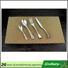 High Quality Stainless Steel Knife Fork Spoon Tableware Cutlery