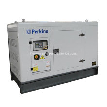 48kw 60kVA Soundproof Type Diesel Gensets with Perkins Engine