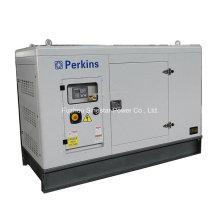 Gerador de diesel silencioso 50kVA Powered by Perkins Engine