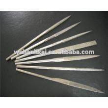 hochwertige galvanisierte Diamant-Nadelfeile