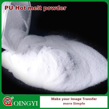 QingYi white powder for screen printing