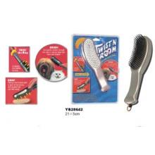 De alta calidad de mascotas calientes cepillo de la preparación (yb28642)