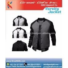 Sport-Set kundenspezifische Uni-Jacken stilvoll modisch