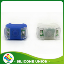 Promotional Two LED silicone Bicycle Lights