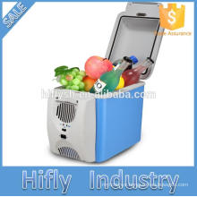 HF-750 220V DC/12V AC 38W Car Refigerate Car and Home Use Mini Refrigerator(CE Certificate)